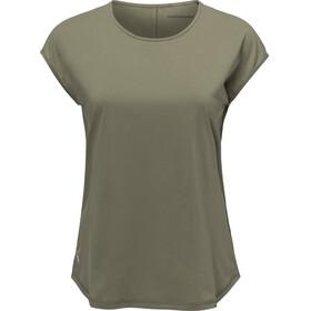 Peak Performance Epic Cap SS Shirt Women Leaflet Green
